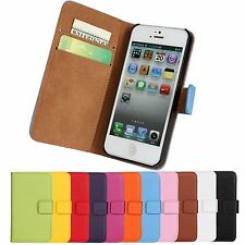 Mobile Phone Case For iPhone 4/4S / 5/5S/5C  Wallet Leather Cover Case