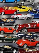Maserati Car Collection, Sports, Road, Stirling Moss, 1:43 scale