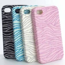 Glitter Wave Protective Hard Case Cover for the Apple iPhone 4 4S
