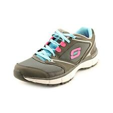 Skechers Sport Agility-Rewind Womens Leather Running Shoes No Box