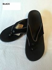 mens spenco arch support sandals flip flop thong  free shipping