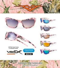 VertX Pink Camo Sport Sunglasses Camouflage Hunting Fishing Camouflage 56018