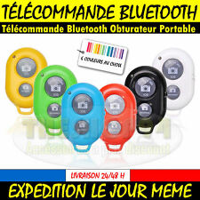TELECOMMANDE SELFIE SMARTPHONE BLUETOOTH IOS, ANDROID