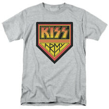 Kiss Army Logo Licensed Adult Shirt S-3XL