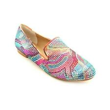 Steve Madden Conncord Womens Fabric Loafers Shoes