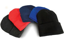 Result Winter Essentials Woolly Ski Hat Double Thickness Woolly Beanie RC29