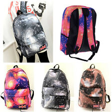 Colorful Girl Womens Bookbag TRAVEL Rucksack School Bag Satchel Backpack Fashion