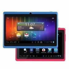 """A20 7"""" Android 4.2 Dual Core Capacitive Touch Screen Tablet PC Cameras 4GB US"""