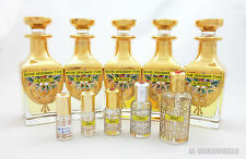 Niche Designer Type Perfume Oil/Attar - Choose from Selection