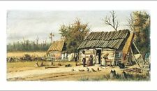 """WILLIAM AIKEN WALKER """"Daily Chores"""" CANVAS ART ! choose SIZE, from 55cm up, NEW"""