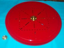 MECCANO repro ROULEMENT A GALETS COMPLET No167 (rouge)