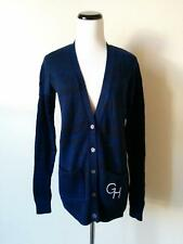 Gilly Hicks by Abercrombie and Fitch Oversized Boyfriend Knit Sweater Cardigan