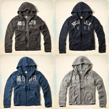 Hollister by Abercrombie Mens Emerald Cove Hoodie