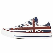 Converse CTAS Chuck Taylor All Star UK Flag 2014 New Casual Shoes Plimsolls