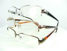 Mens Reading Glasses S- Rimless +1.0+1.25+1.5+1.75+2.0+2.25+2.5+2.75+3.0 R136