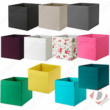 Ikea Drona Storage Box Expedit Shelving Unit Boxes / Baskets Toys Books Clothes