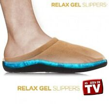 ZAPATILLAS RELAX GEL SLIPPERS COMFORT