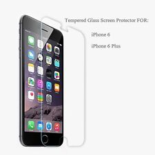 Premium Real Tempered Glass Film Screen Protector for iPhone 6 , iPhone 6 Plus