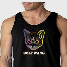 Golf Wang Cat Tee OFWGKTA Tyler the Creator Odd Future Wolf Gang Men's Tank Top