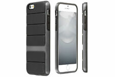 SwitchEasy Odyssey Black tough Case Cover Bump Absorbing Rubber for iPhone 6/6s