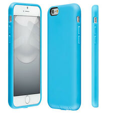 SwitchEasy Blue Numbers tough Case Cover/Bump Shock/Rubber for iPhone 6/6S