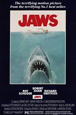New Steven Spielberg's Jaws Movie Poster