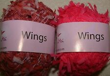 Numei Wings Eyelash Yarn - Color Choice - FREE SHIPPING