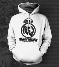 Real Madrid Hooded Sweatshirt Hoodie Spain La Liga Champions League Espana