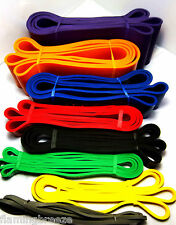 Resistance Bands Loop CrossFit Weight Exercise Strength Pull Up Fitness Training