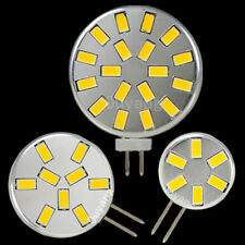 10Pcs G4 LED Light 5730 SMD AC/DC 12V 10-30V Energy-saving super bright Lamp
