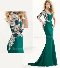 New Long Evening dress Formal Party Cocktail Prom Dresses Bridesmaid Prom Gown