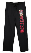 Harry Potter Gryffindor Crest Adult Pajama Lounge Pants