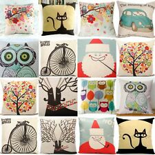 Car Home Decoration Cushion Comfortable Pillow Covers Cases Throw Sofa