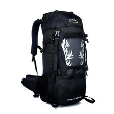 Waterproof Outdoor Camping Travel Hiking Rucksack Pack Bag Climbing Backpack new