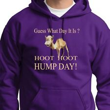 Guess What Day It Is? HUMP DAY T-shirt Funny Camel Woot Woot Hoodie Sweatshirt