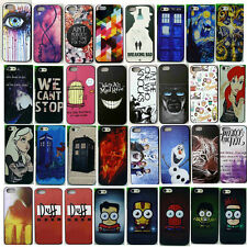 Cute Various Design Pattern Hard Back Case Cover For iPhone 4S 5S 5C Fashion