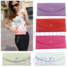 Hot Fashion Womens Envelope Clutch Purse Lady Handbag Tote Shoulder Evening Bag