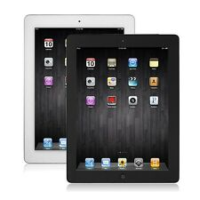 Apple iPad 3rd Generation 16GB Tablet w/ 9.7in Retina Display, Wi-Fi Black White
