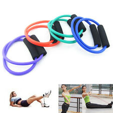 O Ring Resistance Fitness Exercise Band Tube Fitness Workout Yoga Heavy Duty