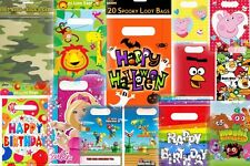 Children's Boys-Girls Colourful Disney Birthday/Party Loot Bags