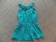 NWT Girl's Gymboree Sparkle Safari blue sleeveless dress ~ 4 5 6 7 8 10