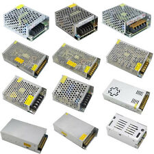 Universal 12V 2/3/4/5/6/7/8/10/15/20/30A Switch Power Supply Driver LED Strip