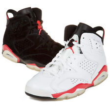 Nike Mens Air Jordan 6 AJ6 Infrared Pack  White/Black-Infrared 398850-901