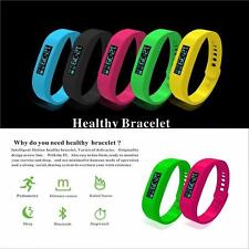 Hot Bluetooth Smart Bracelet Wristband Healthy Sport Fitness Tracker for Android