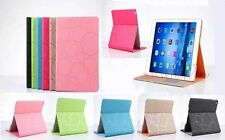 HOT! New For iPad 6&Air 2 Luxury Slim PU Leather Smart Case Stand Cover 2014