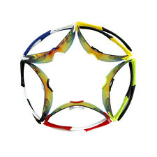 TR90 Cycling Sunglasses Safety Eyewear Goggle UV400 for Outdoor Cycling Bicycle