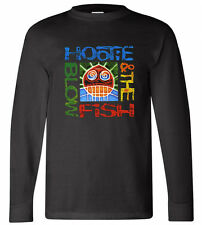 Hootie and The Blowfish *Cracked Rear View Long Sleeve Black T-shirt Size S-3XL