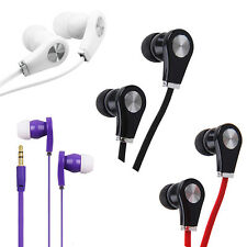 3.5mm In-Ear Earbud Earphone Headset Headphone For iPhone 4 MP3 iPod PDA PSP CD