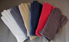 Ladies Isotoner Stretch Classic Gloves Fleece Lined Palm Grips COLORS One Size