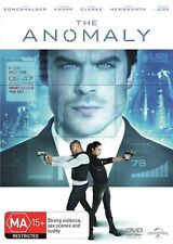 Anomaly, The - DVD Region 4 Brand New Free Shipping